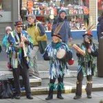 The Happenstance musicians from Cheltenham. (Photo (c) Robin Burton)
